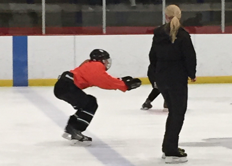 Power Skating Key To Development Crazy Eights Hockey Camp